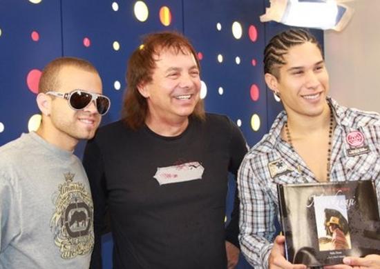 Chino & Nacho con Pete
