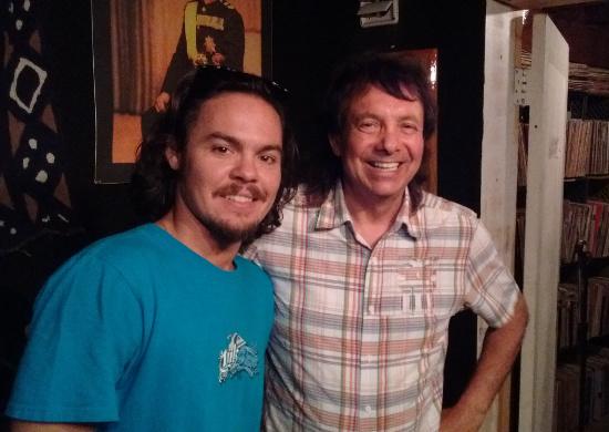 Marauak & Pete