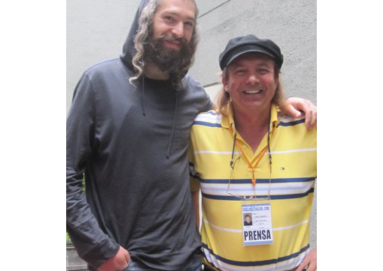 Matisyahu with Pete