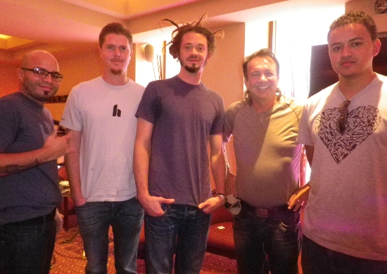 Soja with Pete