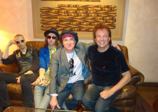 New York Dolls with Pete