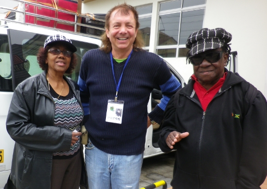 The Skatalites with Pete