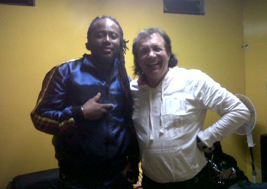 The Wailers with Pete