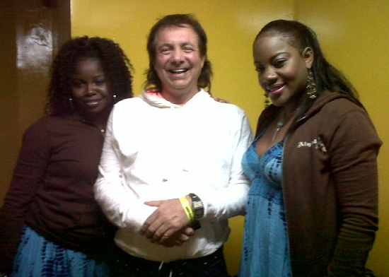 The Wailers Choir with Pete