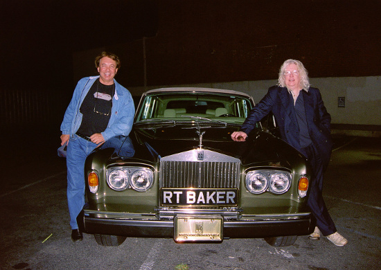 Roy Thomas Baker
