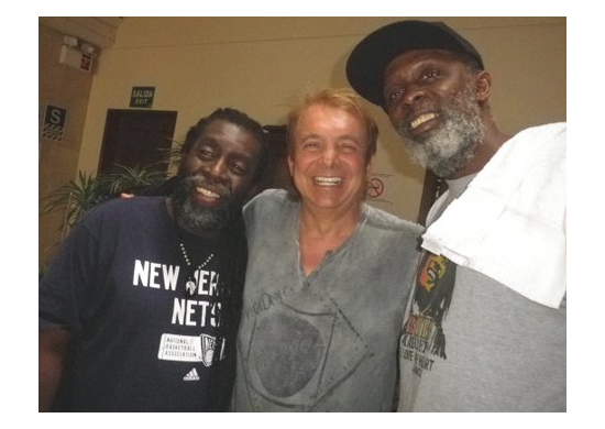 Selwyn & Sidney (Steel Pulse)