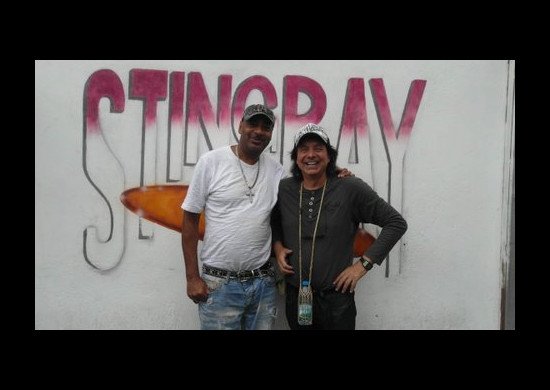 Carlton Dillie de STINGRAY