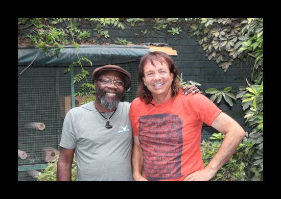 Clinton Fearon (Ex Gladiators)